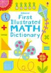 First Illustrated Math Dictionary $12.99